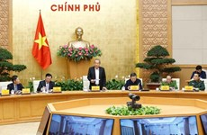 Le vice-PM Truong Hoa Binh demande de sévir contre les cadres corrompus