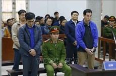 Quatre anciens cadres de BRS condamnés à un total 25 ans de prison