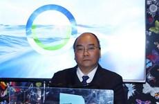 Activités du PM Nguyen Xuan Phuc  dans le cadre du WEF 2019