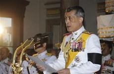 Le roi thaïlandais publie un décret pour les élections générales
