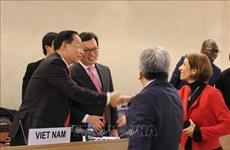 Le groupe de travail sur l'EPU adopte un rapport sur le Vietnam