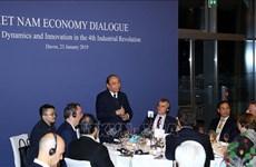 Le Vietnam œuvre pour une économie dotée d'une connectivité mondiale