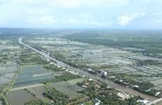 Forum prévu sur le développement résilient au climat du delta du Mékong