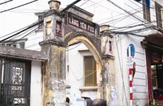 Hanoi, il était une fois des villages…