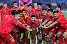 Football : le Vietnam dans le top 99 mondial du classement FIFA