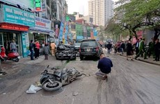 Têt: 135 morts dans des accidents de la circulation en sept jours fériés