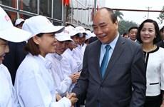 Le PM appelle à appliquer davantage de technologies modernes dans l'agriculture