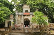 La maison communale Lạc