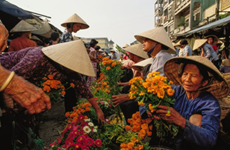 National Geographic publie une photo sur le Vietnam sur sa page Instagram