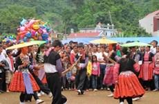 Le Nouvel An traditionnel des H'Mông