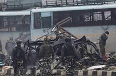 Les condoléances adressées à l'Inde suite à une attaque terroriste