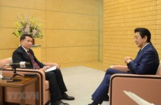 Le partenariat Vietnam-Japon vise à contribuer à la paix et à la prospérité régionales