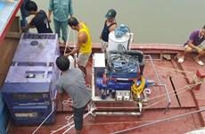 Le Vietnam fabrique avec succès des machines à glace pour chalutiers