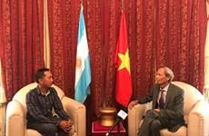La visite du président argentin marquera une étape importante dans les relations bilatérales