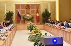Le Vietnam et la Russie discutent de la construction d'un gouvernement électronique