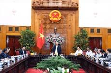 Le PM travaille avec des ministères pour l'accélération de l'achat de riz