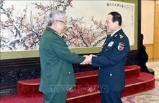Le Vietnam et la Chine renforcent leur coopération en matière de défense