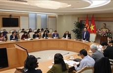Le vice-PM Pham Binh Minh préside une réunion sur la préparation du 2e sommet Etats-Unis-RPDC