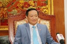 Le diplomate vietnamien souligne l'importance de la visite du leader du PCV Nguyen Phu Trong au Laos
