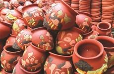 À Phù Lang, des poteries qui ont de l'allure