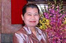 Une «visite très importante» pour renforcer l'amitié Vietnam-Cambodge