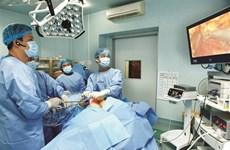 Endoscopie chirurgicale au Vietnam, une référence mondiale