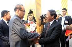 Sommet États-Unis-RPDC: une délégation du  WPK de la RPDC visite la ville de Hai Phong