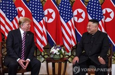 Sommet Etats-Unis-RPDC : Trump appelera Moon après le sommet de Hanoï