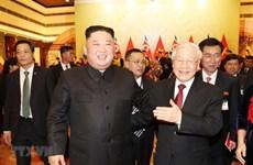 Le président nord-coréen veut hisser les liens à un nouveau palier