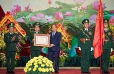 Le Premier ministre Nguyên Xuân Phuc honore la Journée traditionnelle des garde-frontières