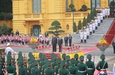 La visite au Vietnam du président nord-coréen vue par la presse japonaise