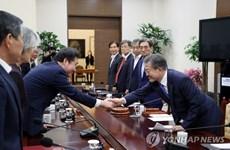Séoul en faveur de discussions trilatérales pour rétablir les pourparlers Etats-Unis-RPDC