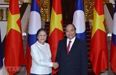 Le Premier ministre salue les relations spéciales Vietnam-Laos