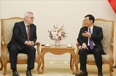 Pour promouvoir les relations commerciales Vietnam-Etats-Unis