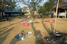 Myanmar: neuf policiers tués dans une attaque rebelle dans l'Etat Rakhine