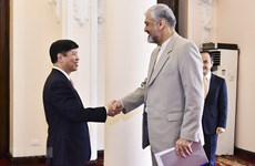 Le Vietnam et l'Iran promeuvent des relations de coopération bilatérales