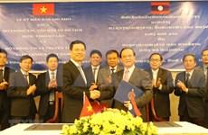 Vietnam et Laos renforcent la coopération dans l'information et des communications