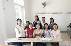 Pour améliorer l'anglais des enfants dans les zones rurales
