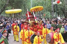 Les fêtes traditionnelles: choc entre passé et présent