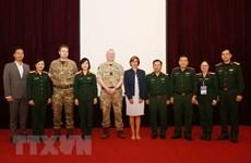 Le Vietnam et le Royaume-Uni s'échangent sur la prévention de la violence sexuelle