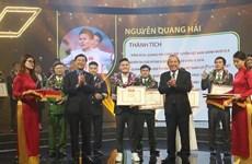 Dix jeunes figures exemplaires du Vietnam de 2018 à l'honneur