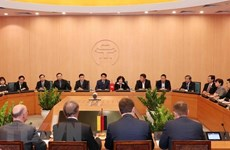 Hanoi souhaite intensifier ses relations avec l'Allemagne