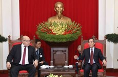 Le Vietnam attache de l'importance aux relations avec l'Allemagne