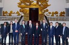 Le Vietnam veut élargir sa coopération avec l'Allemagne