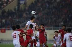 Le Vietnam bat l'Indonésie 1 à 0 lors des qualifications de l'AFC U23