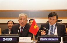 Le Vietnam appelle à plus de soutien international pour traiter l'après-guerre