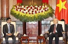 Le Vietnam et les EAU ont un potentiel de coopération à long terme