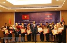 Vietnam et Laos promeuvent la coopération dans le domaine du travail et du bien-être sociale
