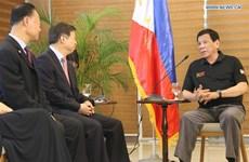 La Chine et les Philippines renforcent leur coopération
