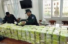 Quatre personnes d'un réseau transnational de drogue arrêtées